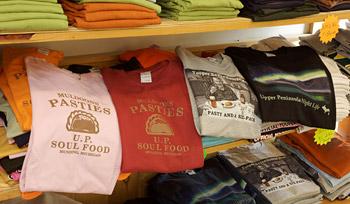 U.P. T-shirts